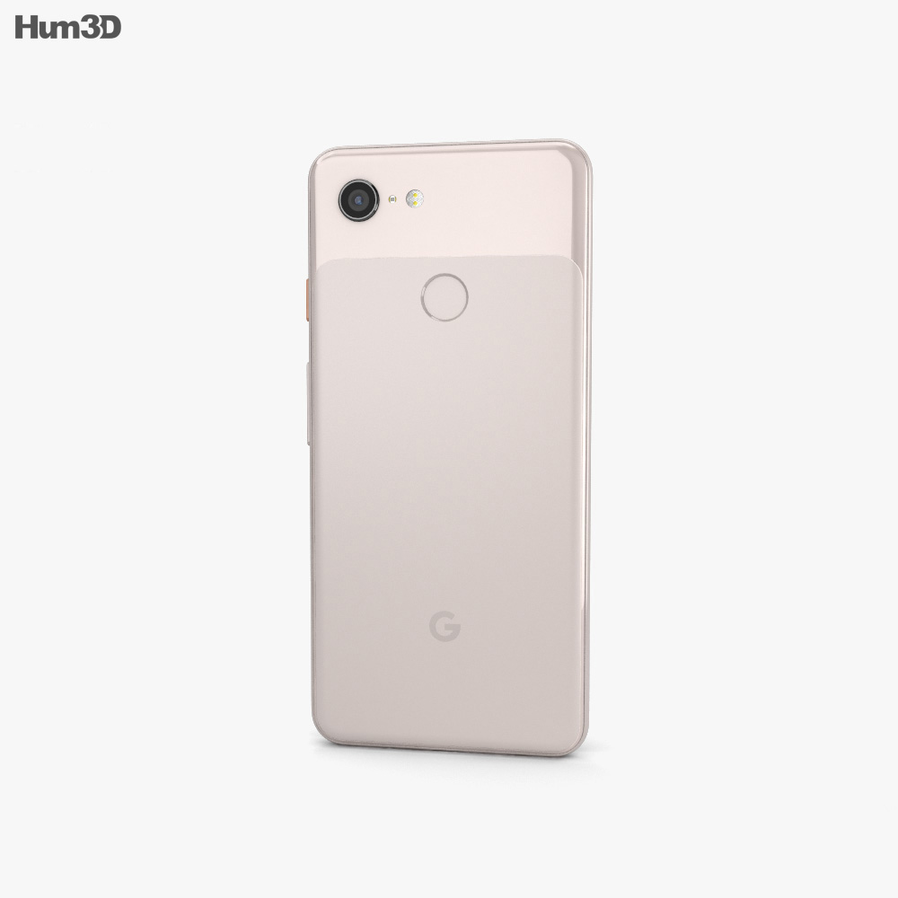 Google Pixel 3 Not Pink 3d model