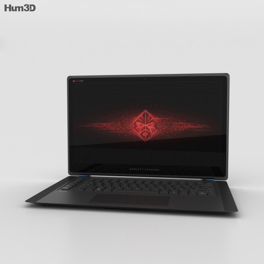 HP Omen 3d model