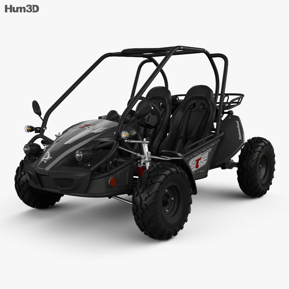 Hammerhead GTS 150 2017 3d model