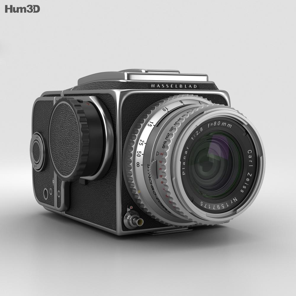 Discount Car Parts >> Hasselblad 500C 3D model - Hum3D