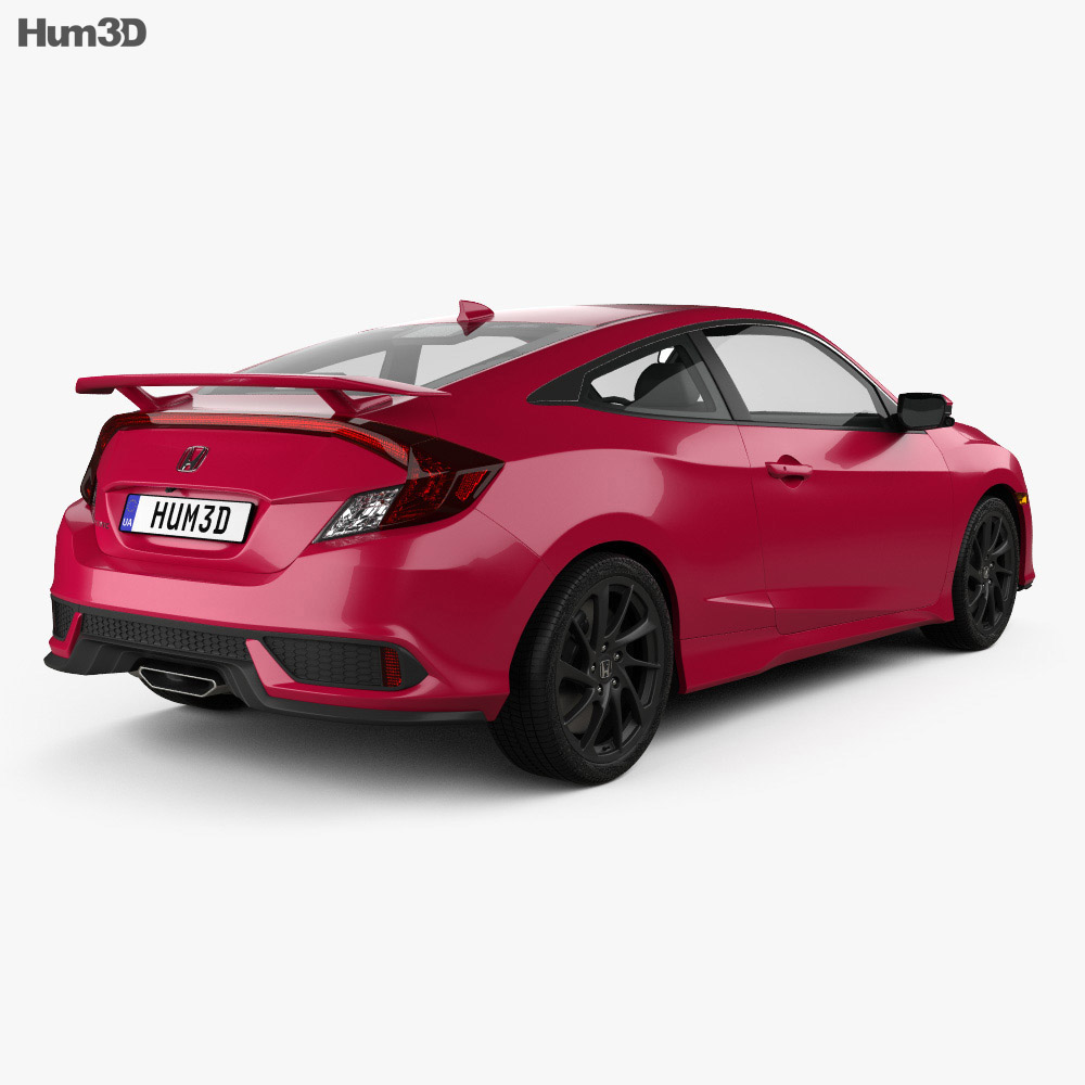Honda Civic Si Description New Honda Release 2017 2018