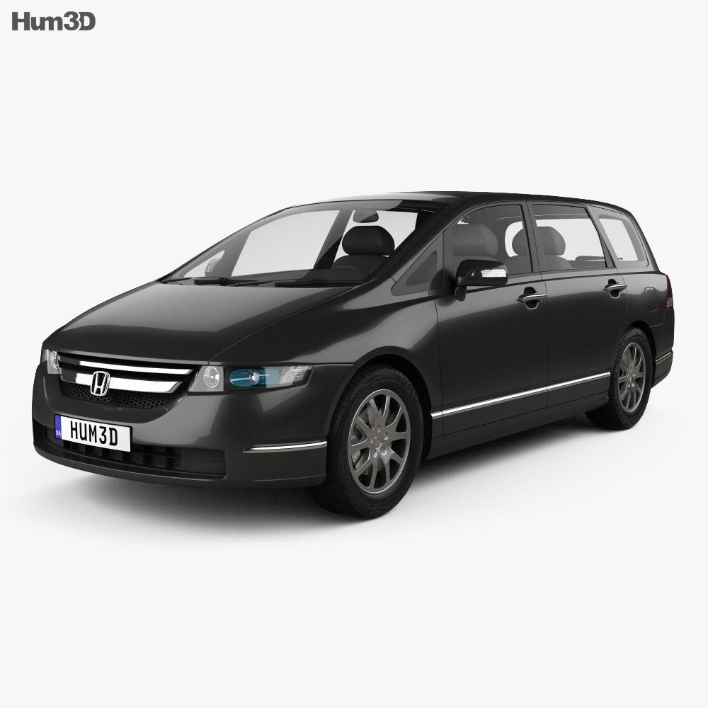 Honda Odyssey (RB1) (JP) 2003 3d model