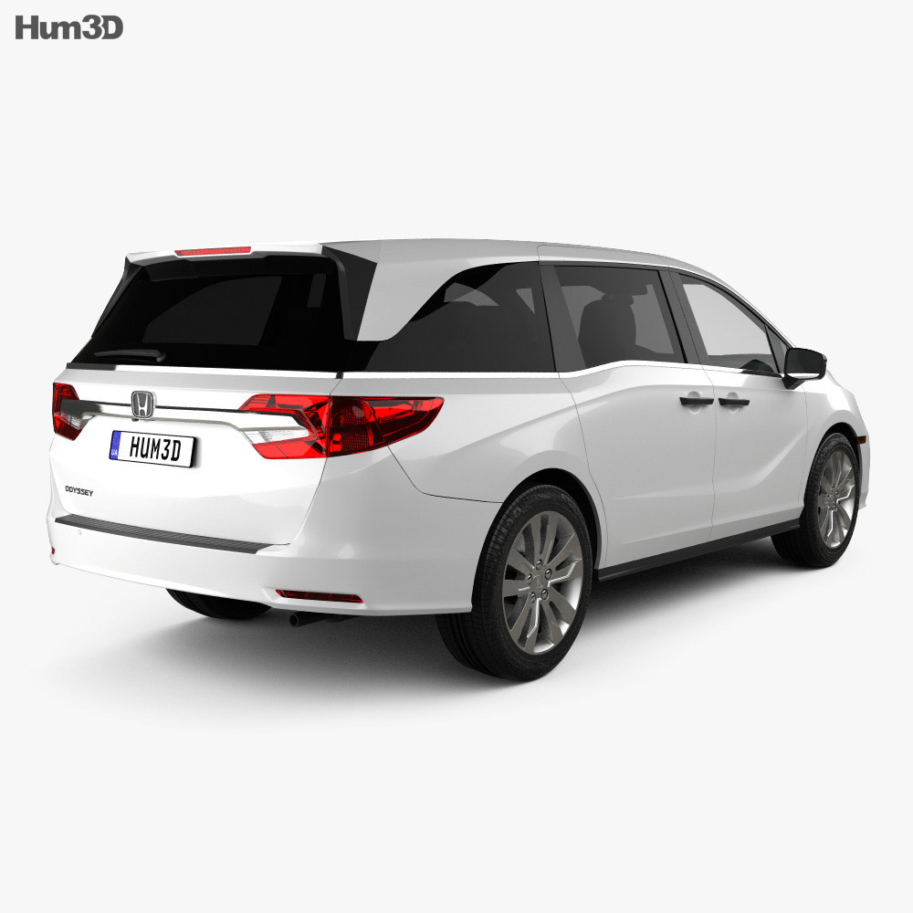 honda odyssey lx   model vehicles  humd