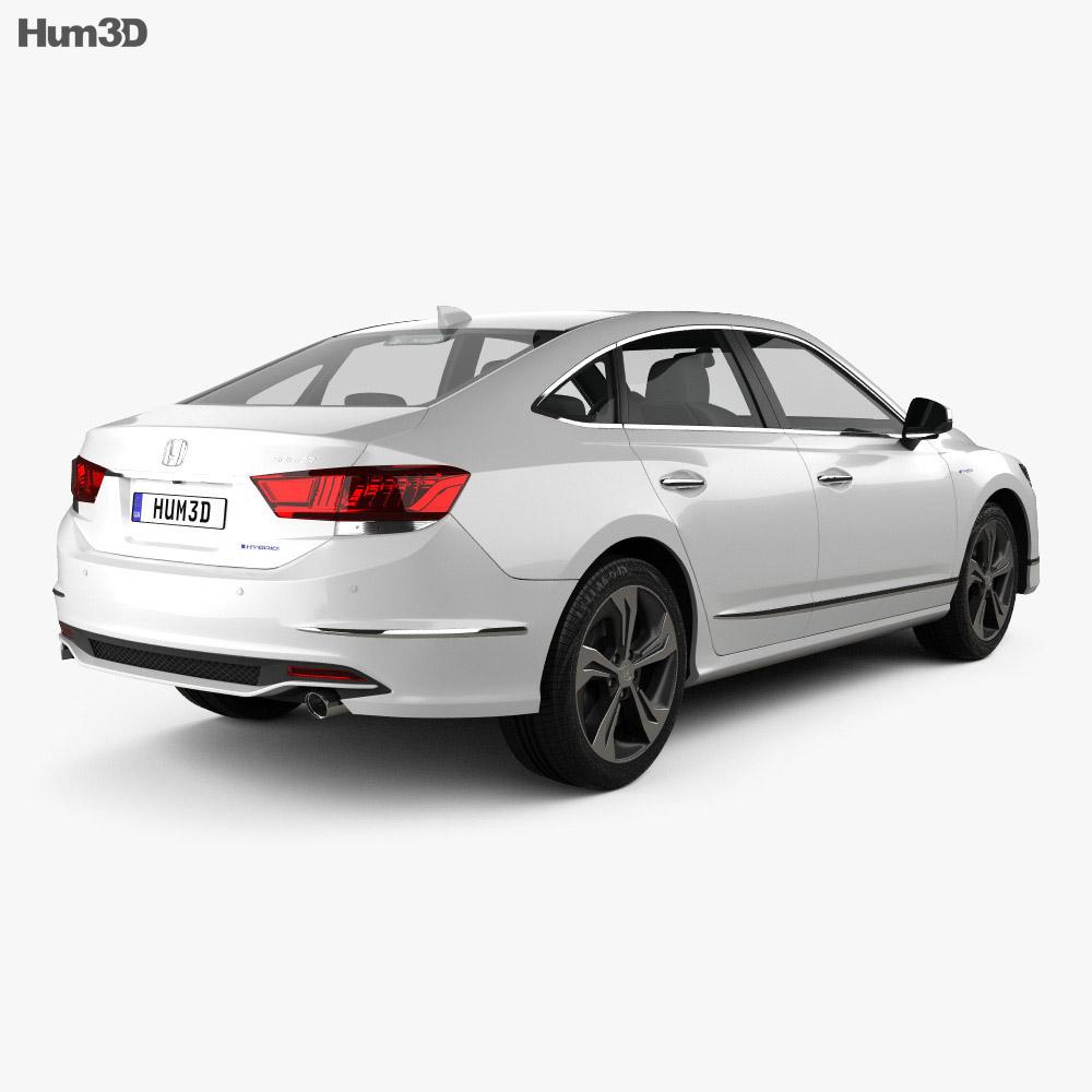 Honda Spirior Sport Hybrid 2016 3d model