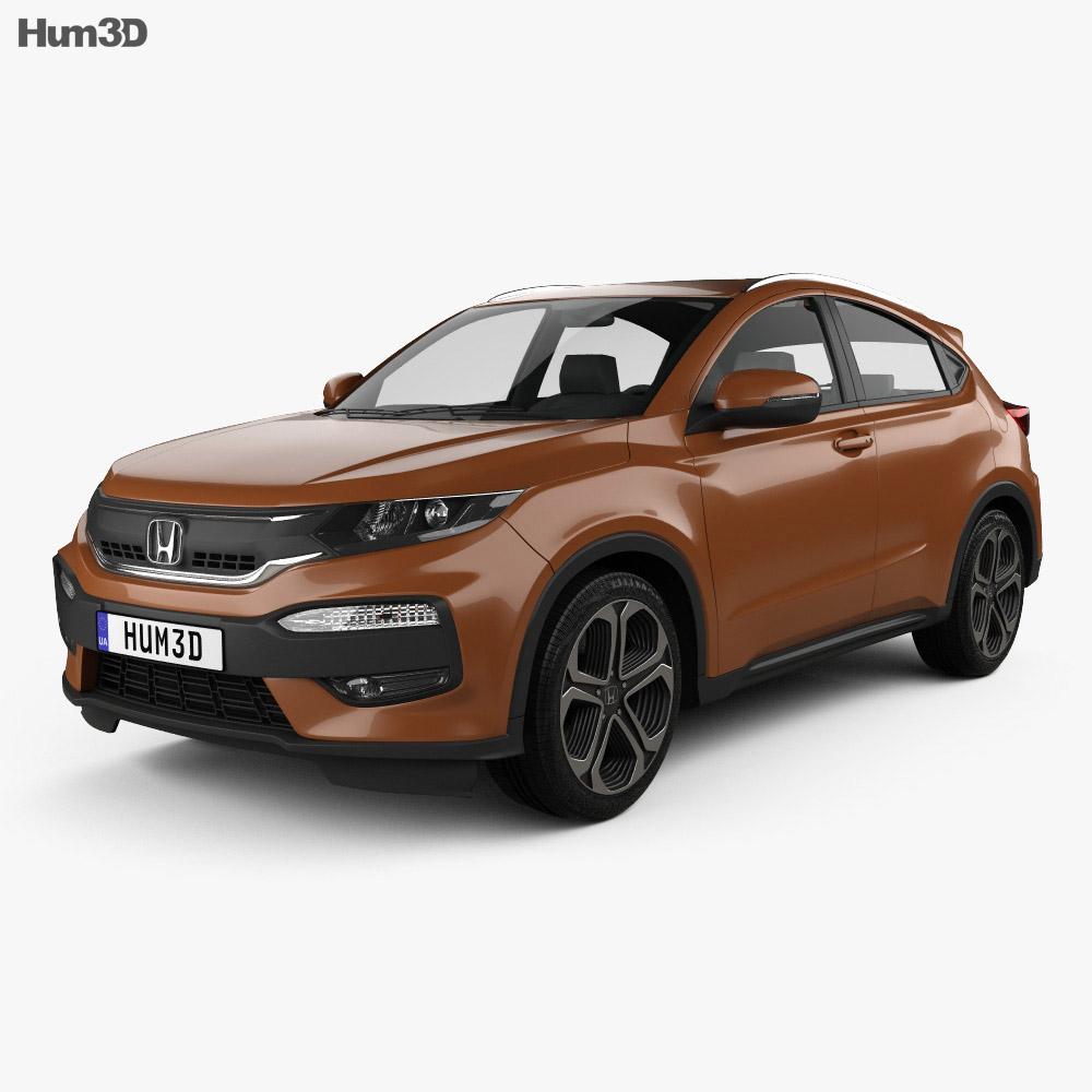 Honda XR-V 2015 3d model