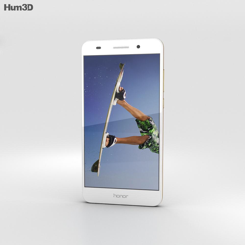 Huawei Honor 5A White 3d model