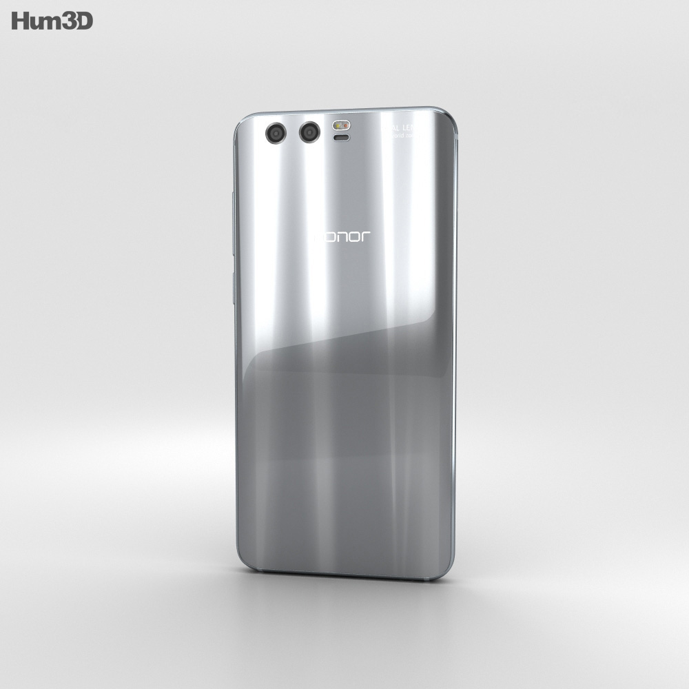 Huawei Honor 9 Glacier Grey 3d model