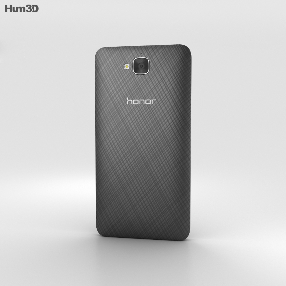 Huawei Honor Holly 2 Plus Gray 3d model
