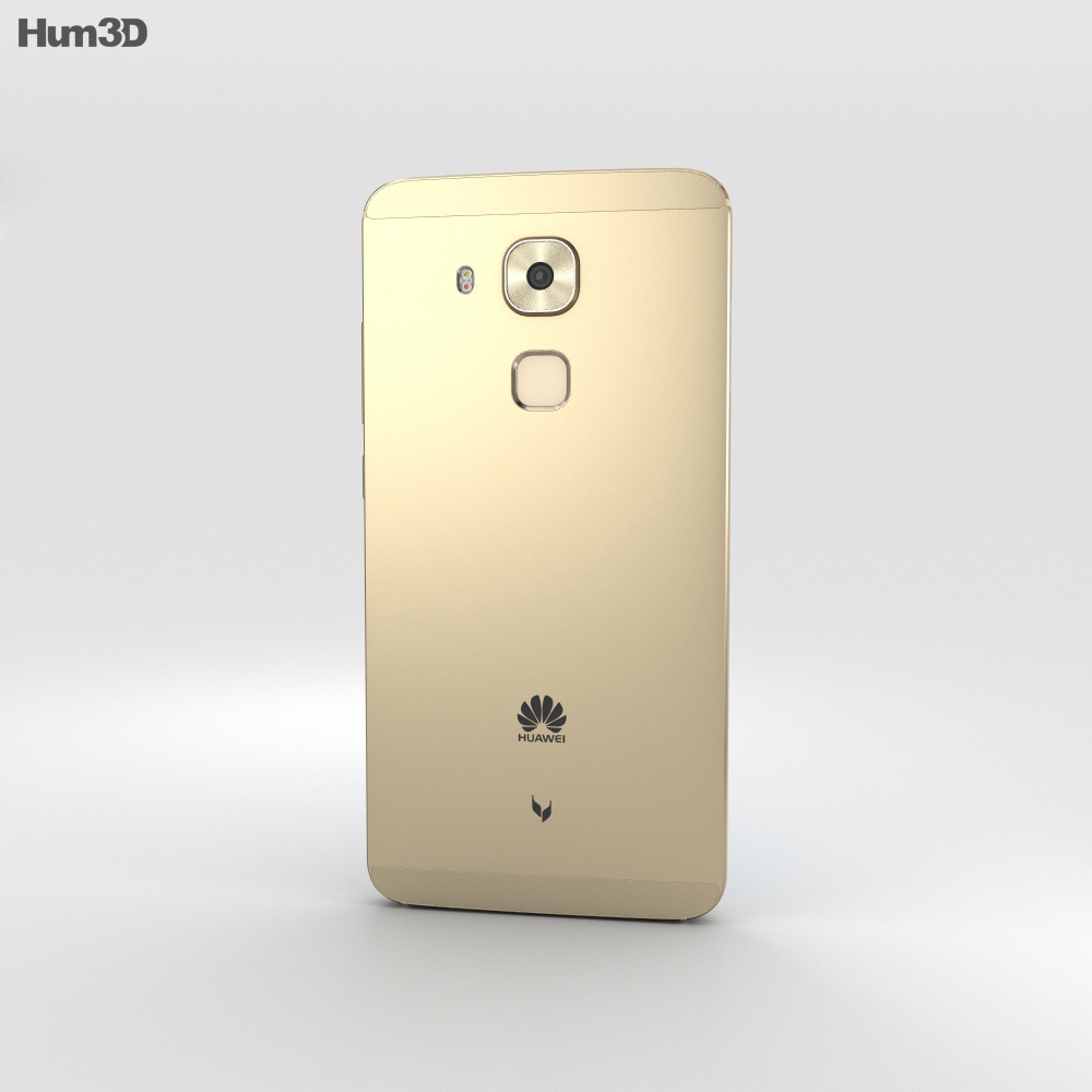 Huawei Maimang 5 Champagne 3d model