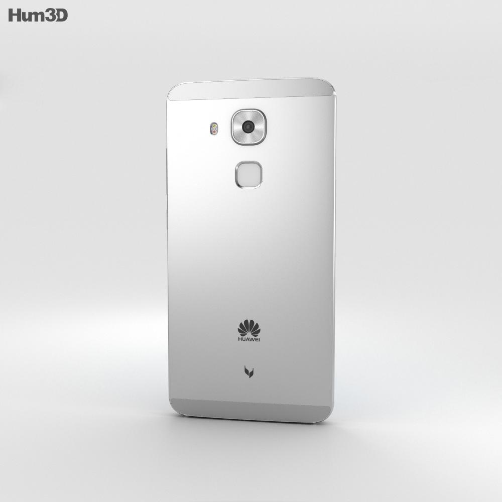 Huawei Maimang 5 Silver 3d model