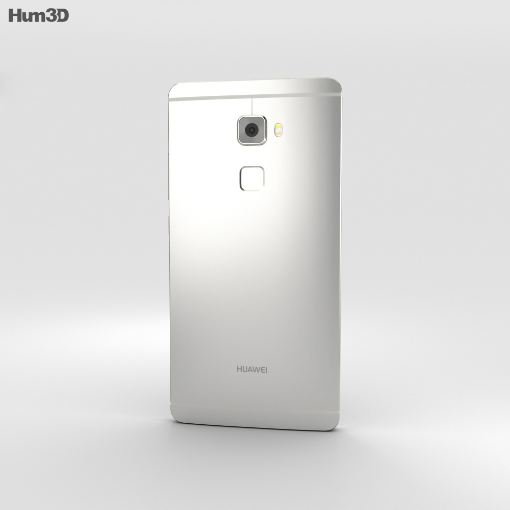 Huawei Mate S Mystic Champagne 3d model