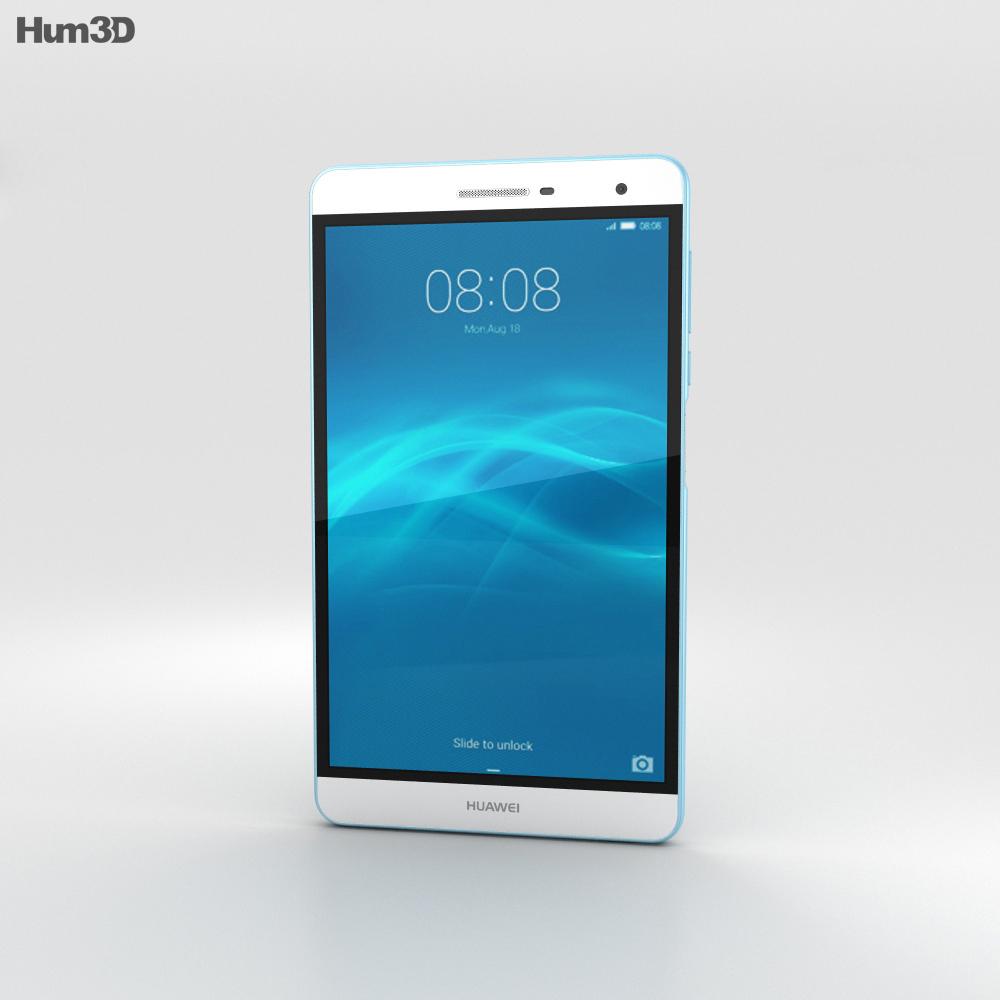 Huawei MediaPad T2 7.0 Pro Blue 3d model