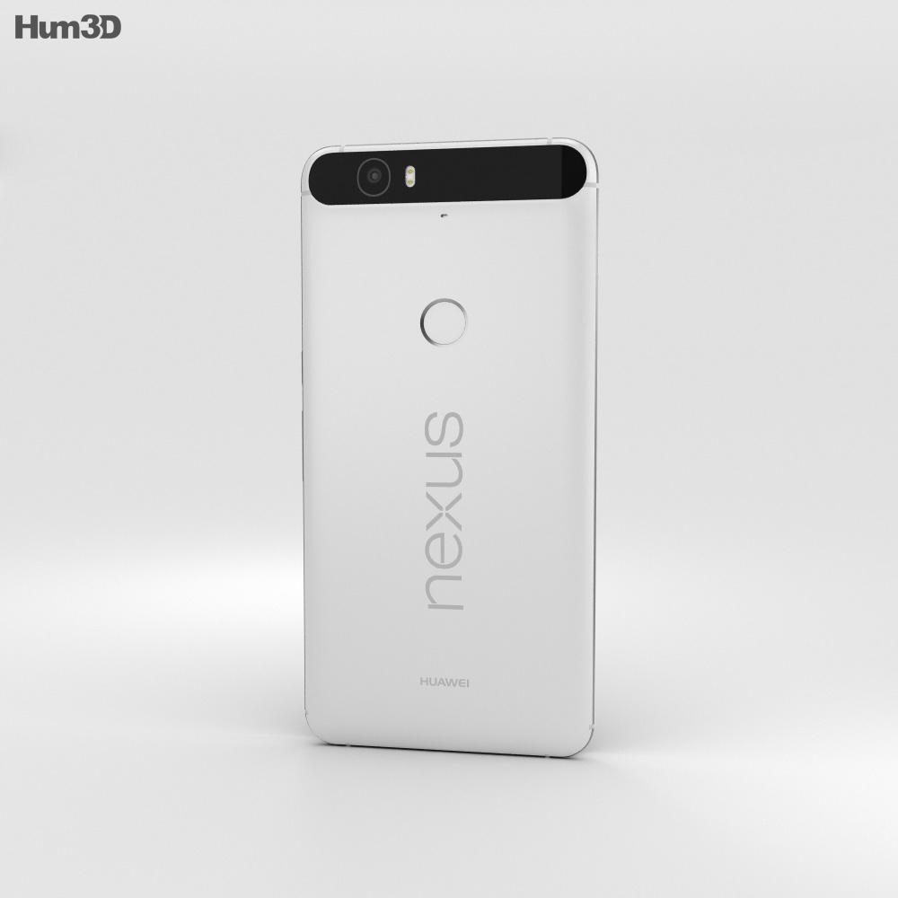 Huawei Nexus 6P Frost 3d model
