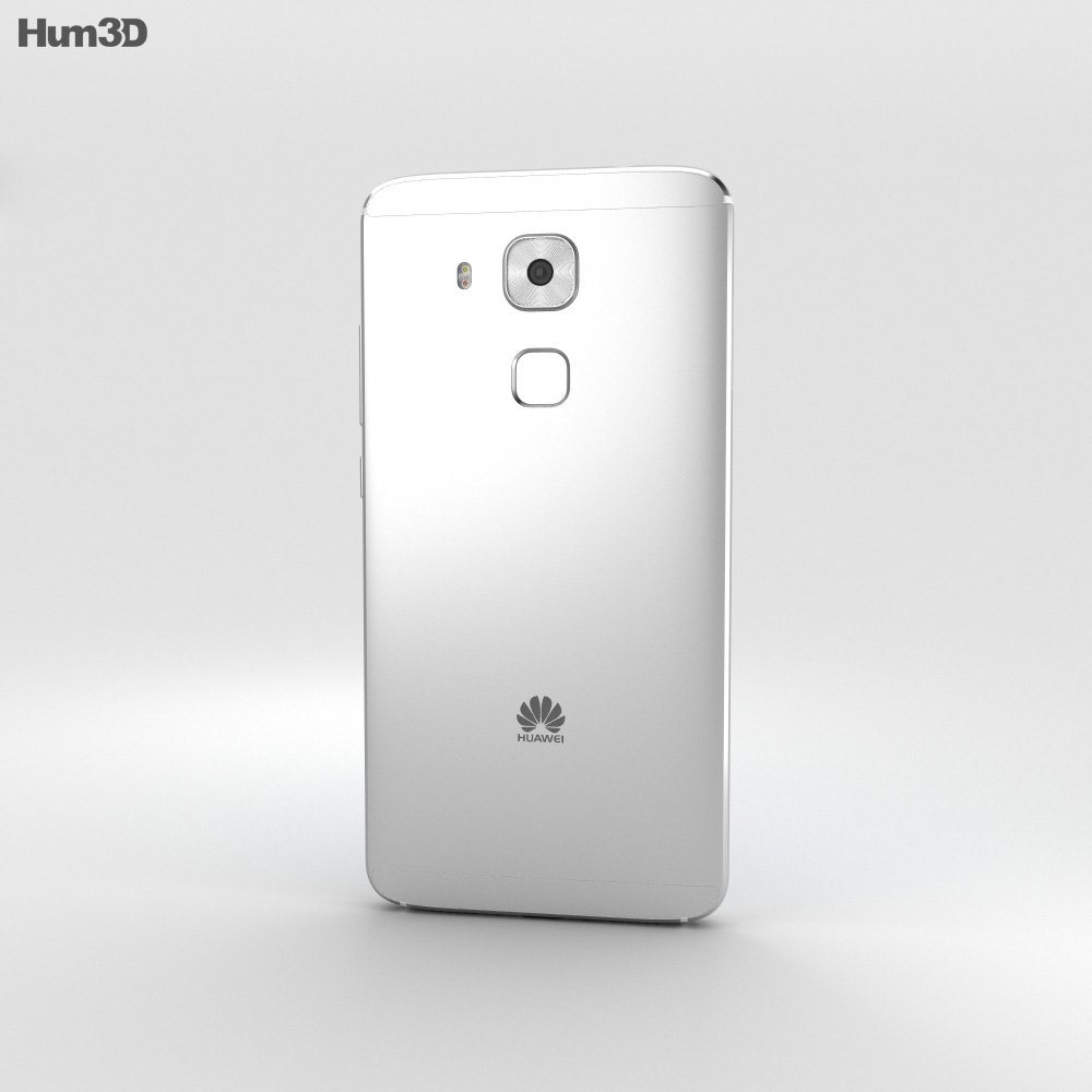 Mystic silver and company -  Huawei Nova Plus Mystic Silver 3d Model