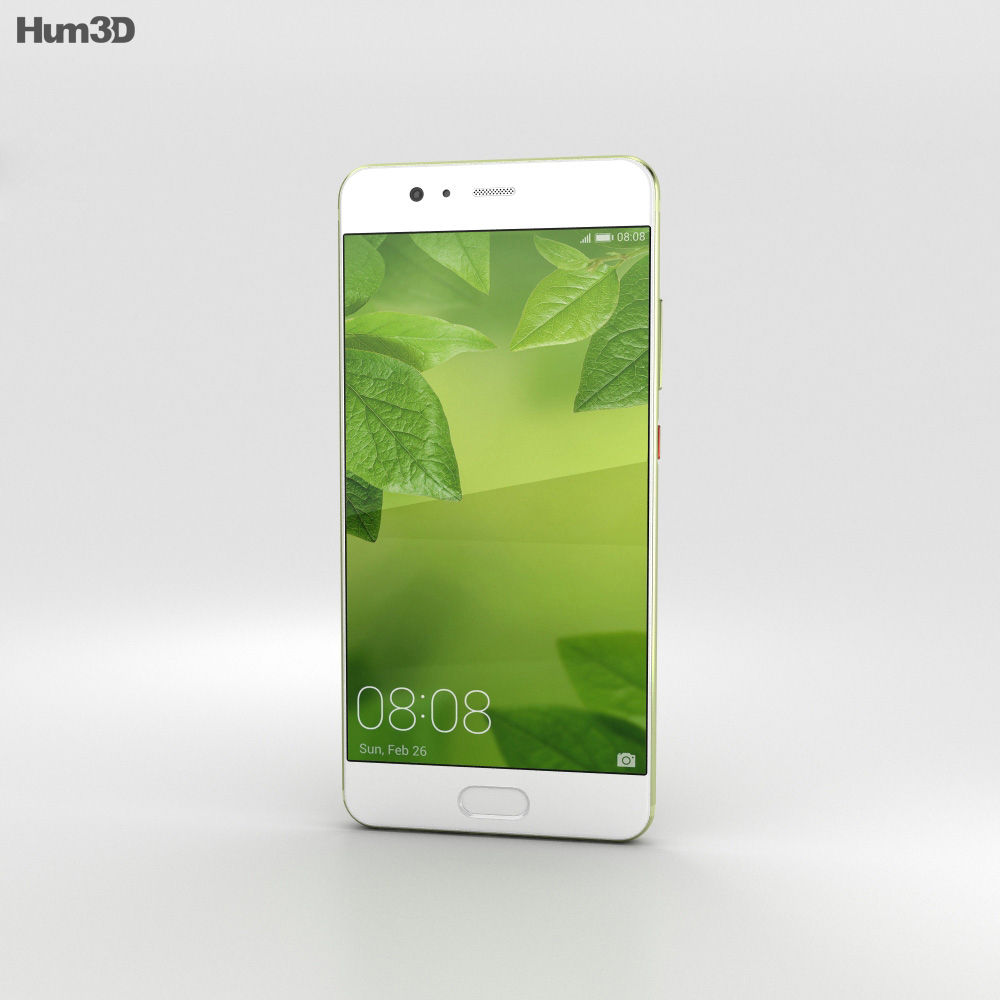 Huawei P10 Greenery 3d model