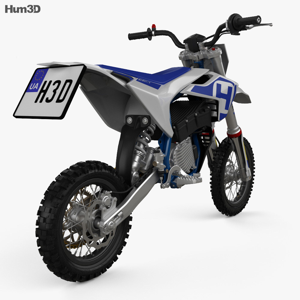 Husqvarna EE 5 2020 3d model