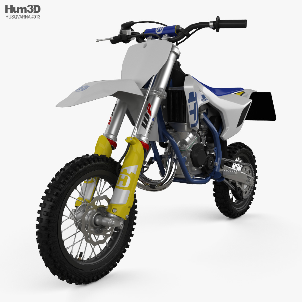 Husqvarna TC 50 2020 3d model