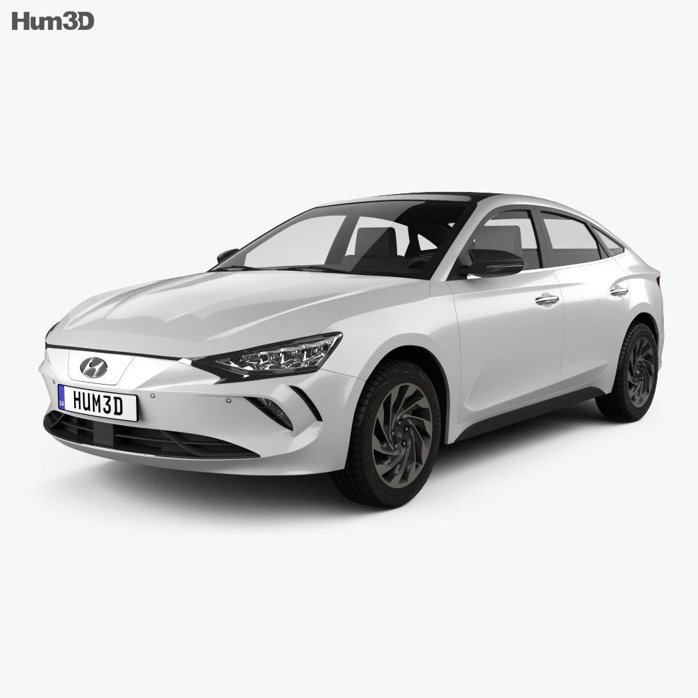 Hyundai Lafesta EV 2019 3d model