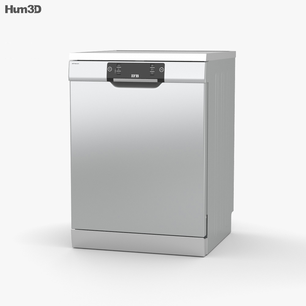 IFB Neptune SX1 Dishwasher 3d model