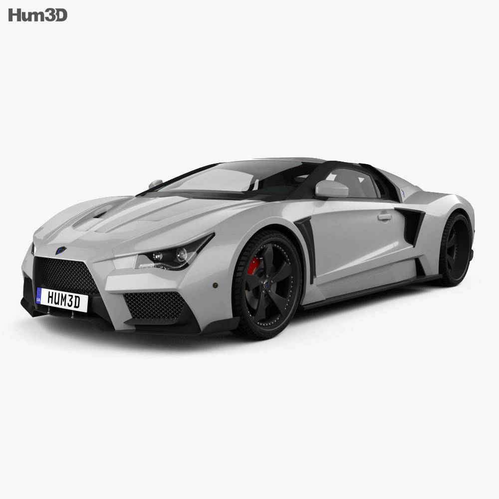 Infiniti G35 Vaydor >> Vaydor G35 2014 3D model - Vehicles on Hum3D