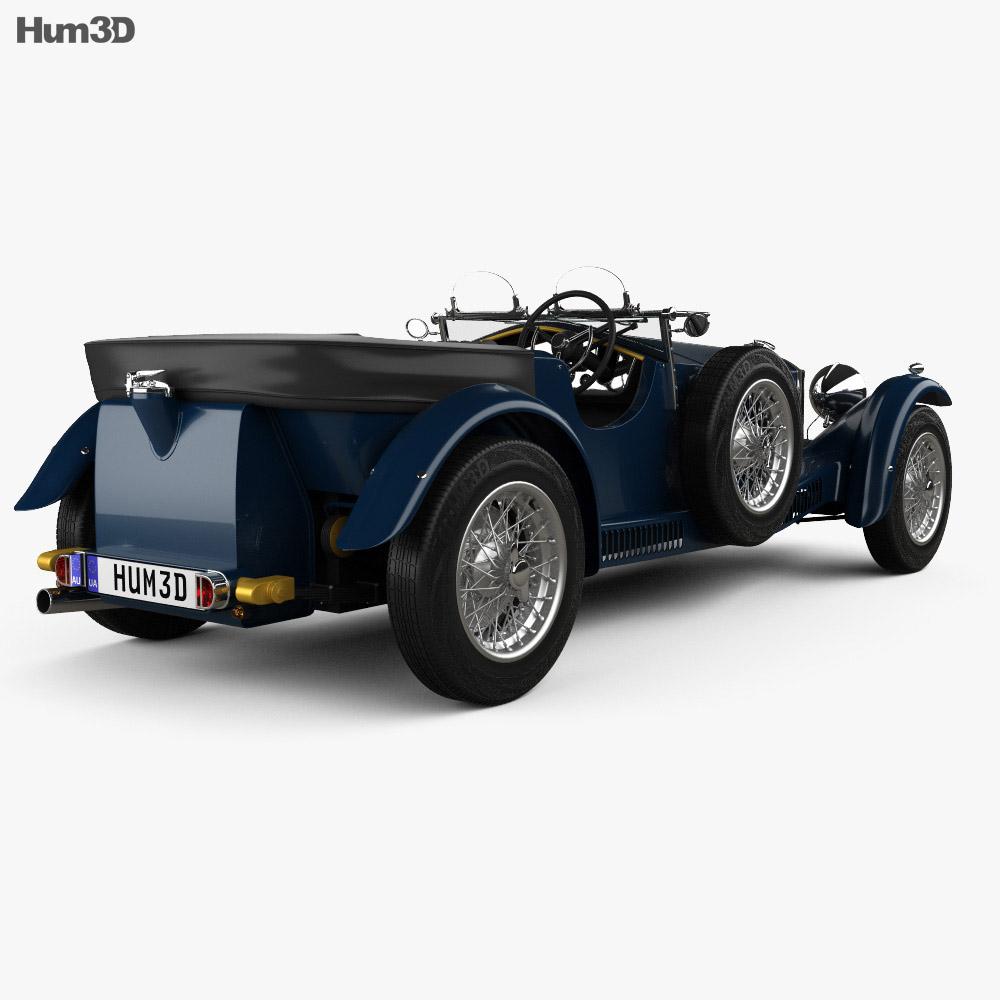 Invicta S-Type 1931 3d model