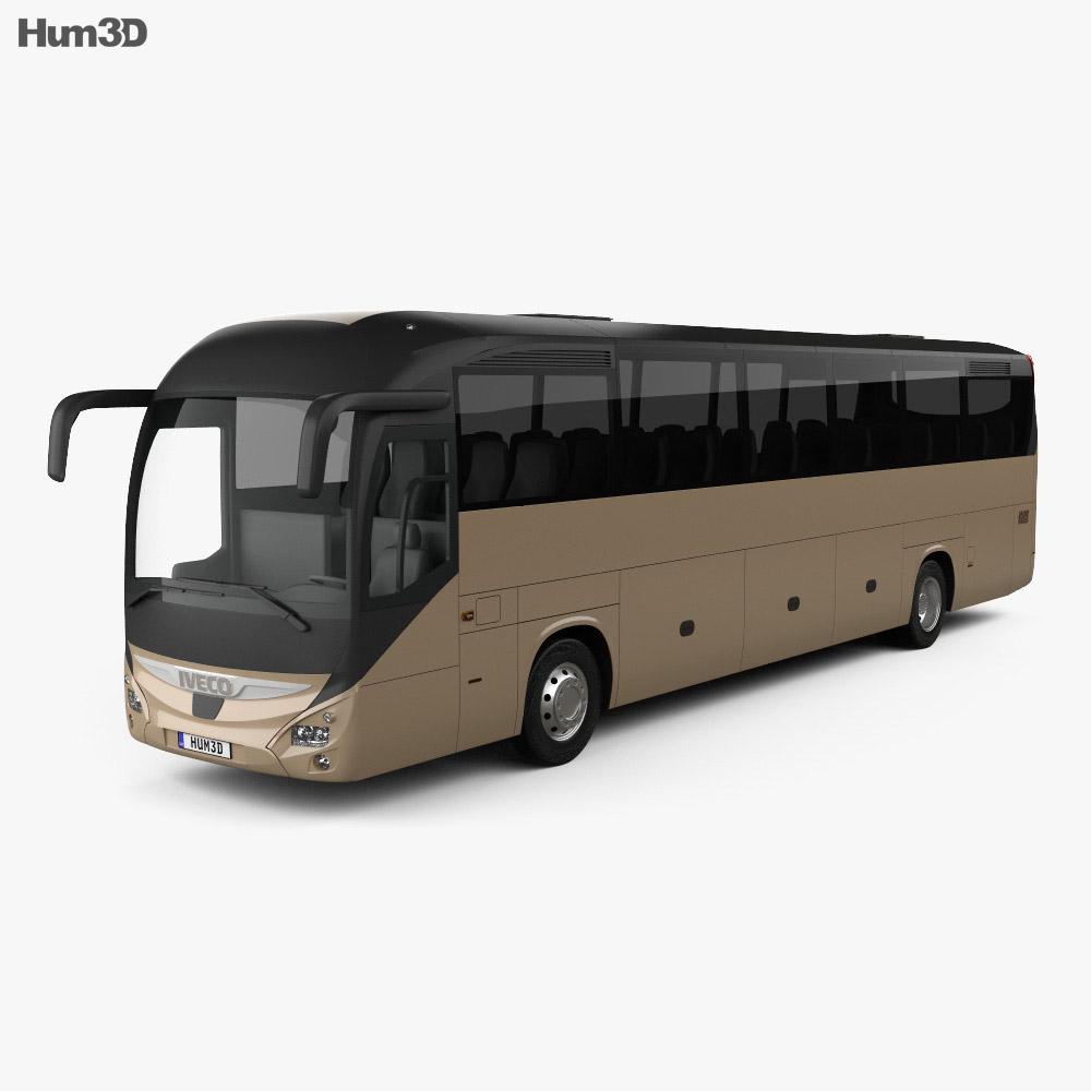 Iveco Magelys Pro Bus 2013 3d model