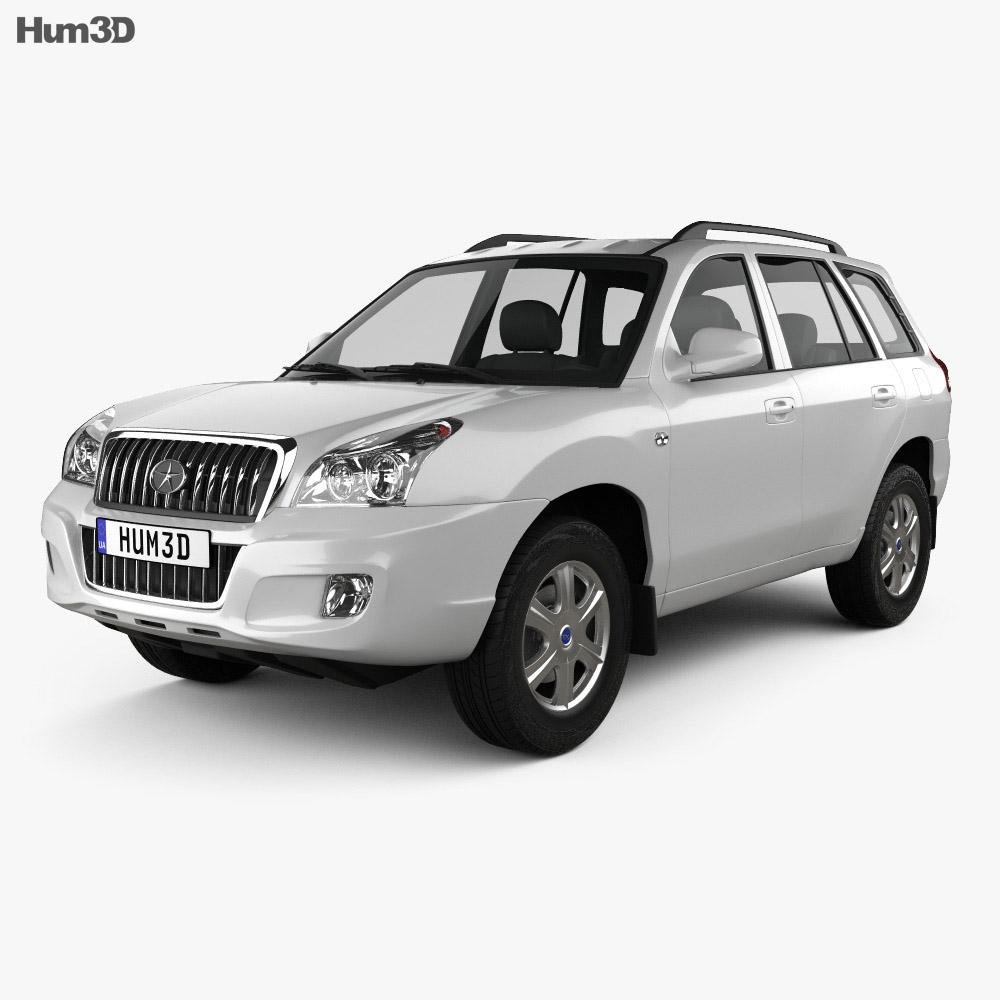 JAC Rein S1 2011 3d model