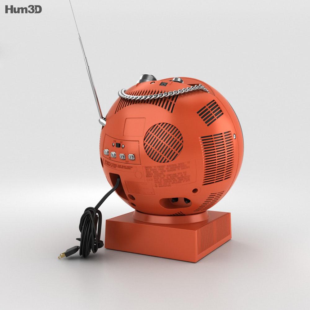 JVC Videosphere Model 3240 3d model