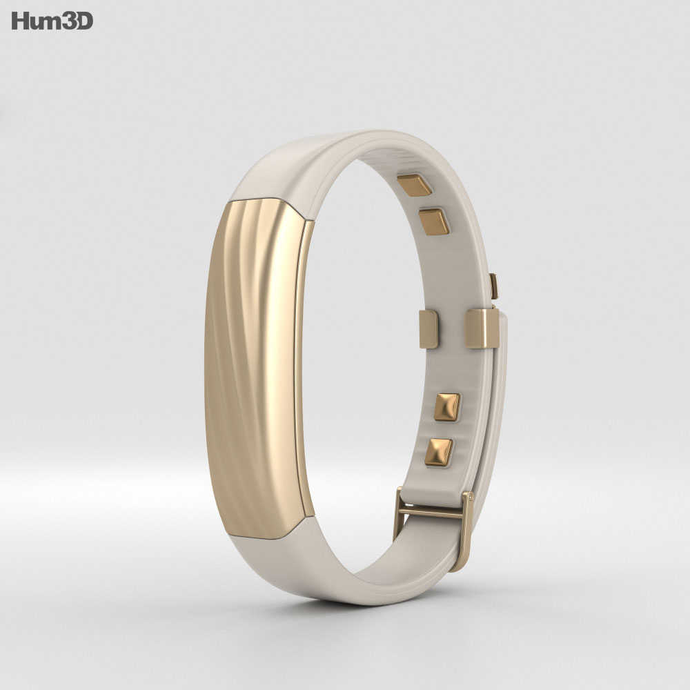 Jawbone UP3 Sand Twist 3d model