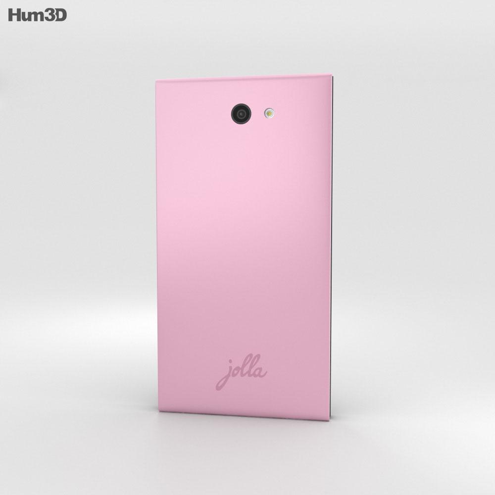 Jolla Nadeshiko Pink 3d model