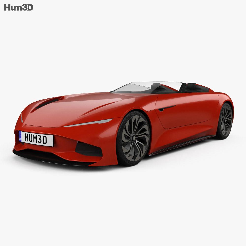 Karma SC1 Vision 2019 3d model