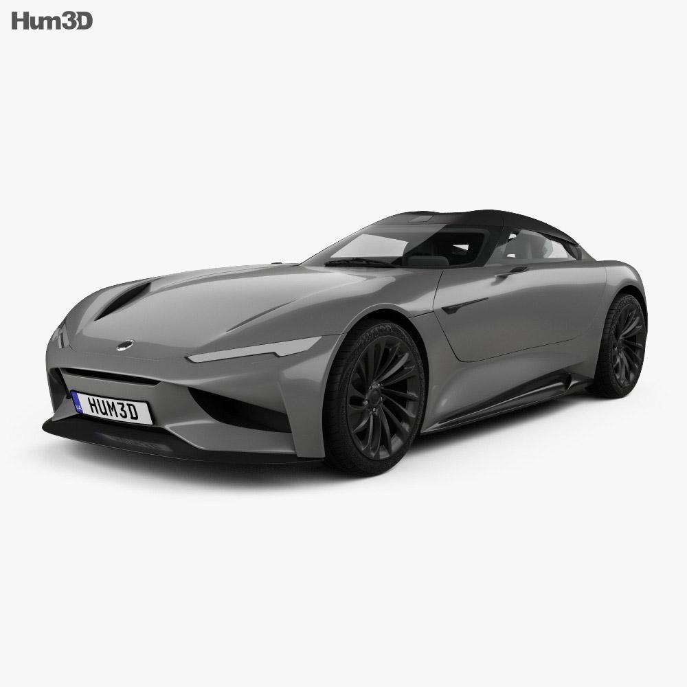 Karma SC2 2019 3d model