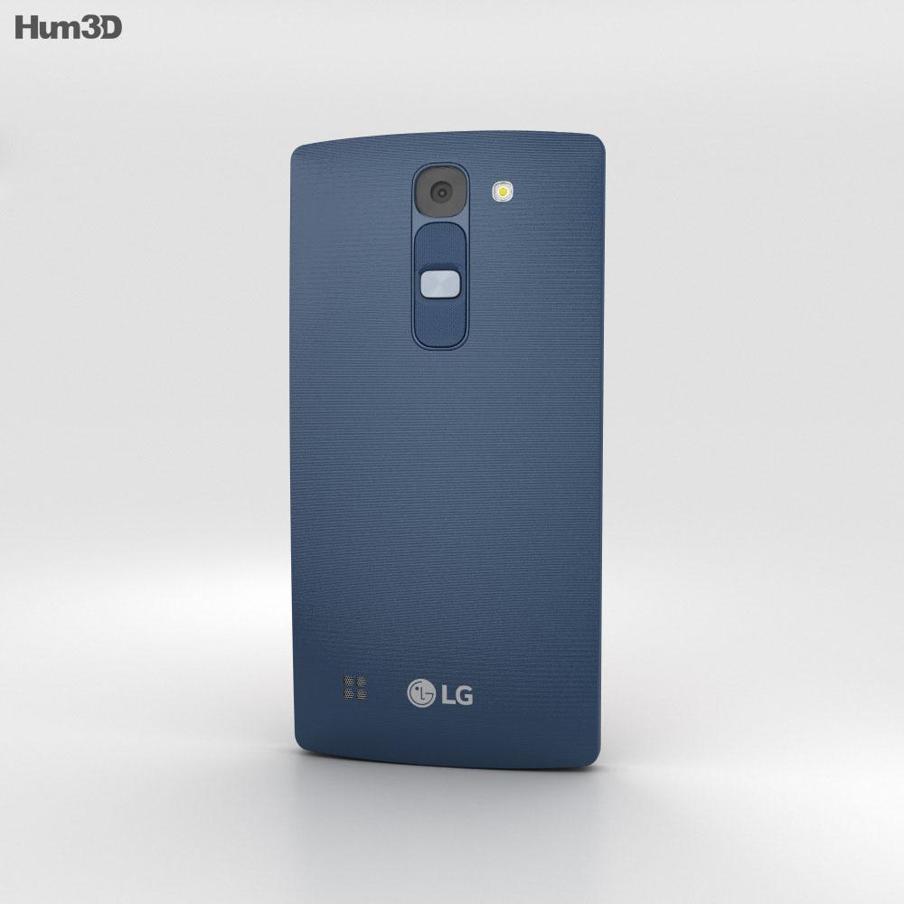 LG Magna Blue 3d model