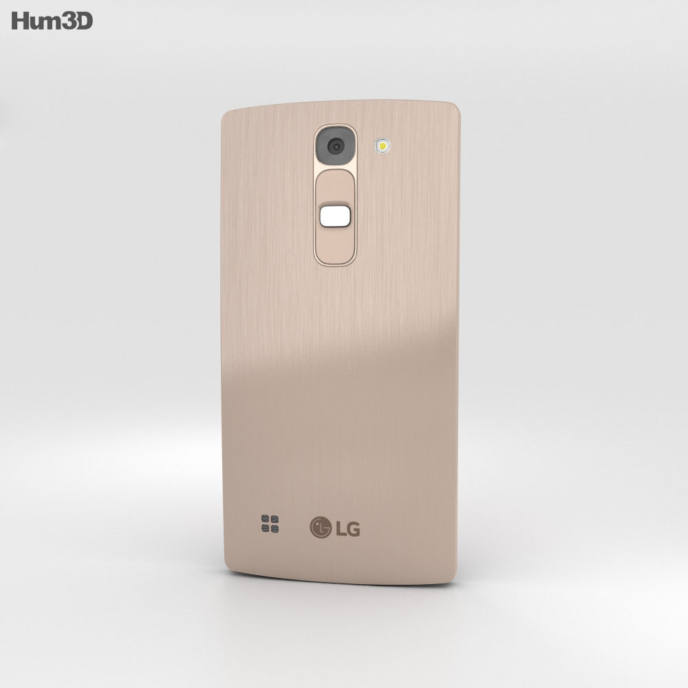 LG Magna Gold 3d model