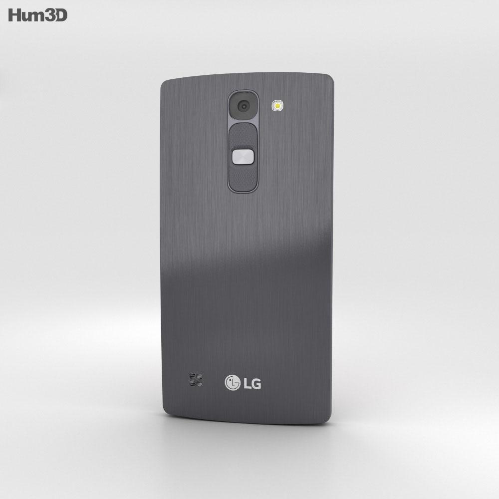 LG Magna Titan 3d model