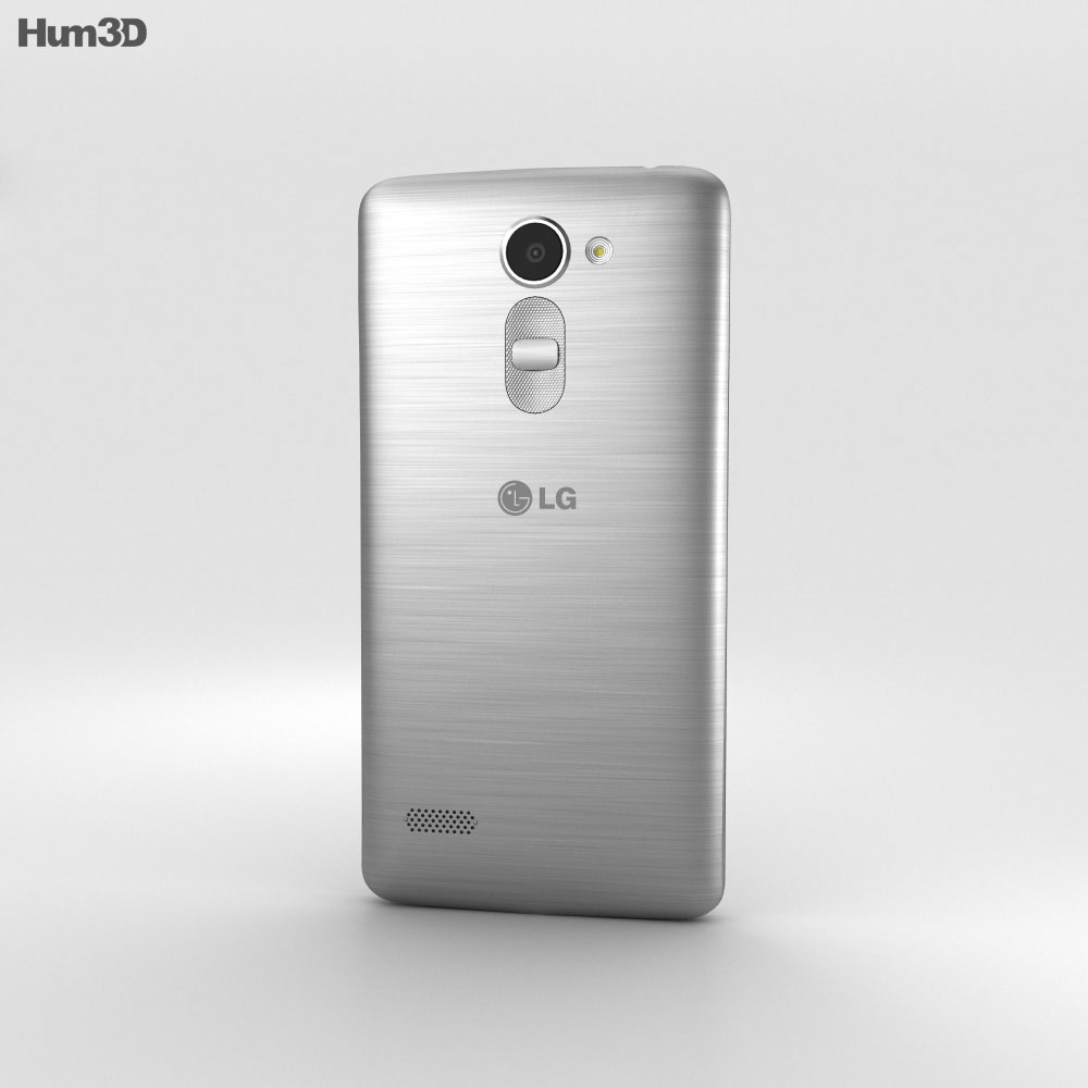LG Ray Silver 3d model