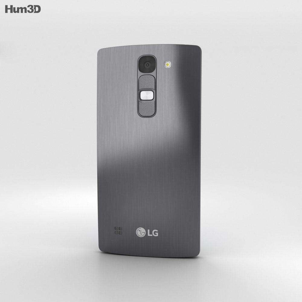 LG Spirit Titan 3d model