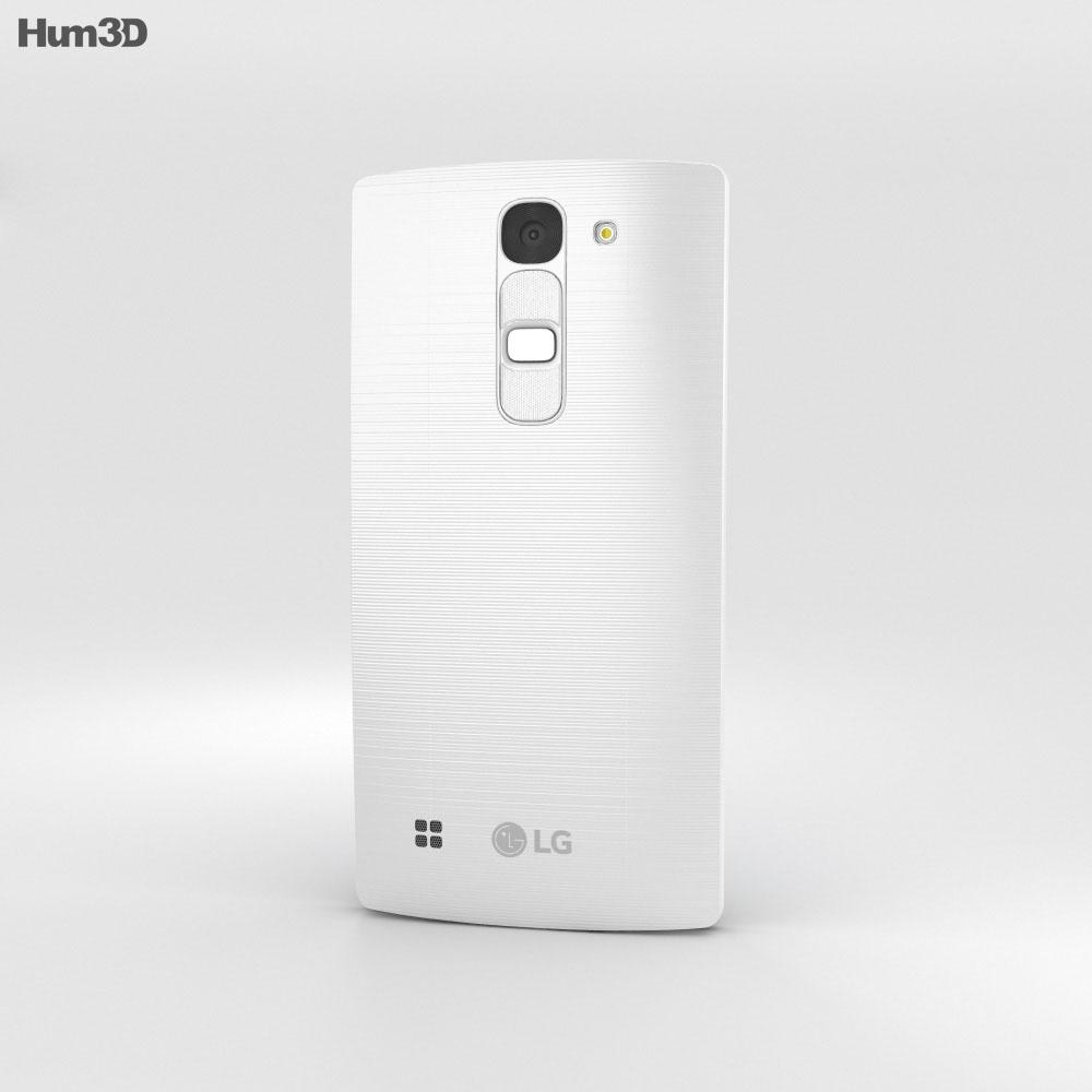 LG Spirit White 3d model
