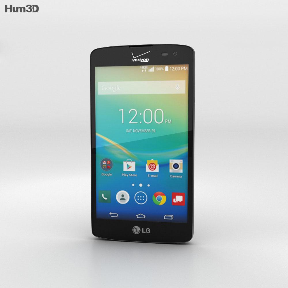 LG Transpyre 3d model