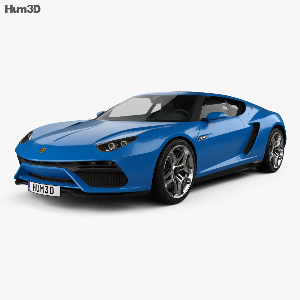 Lamborghini Asterion Lpi 910 4 2017 Model