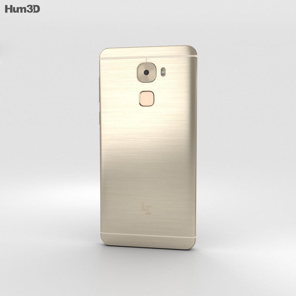 LeEco Le Pro 3 Gold 3d model
