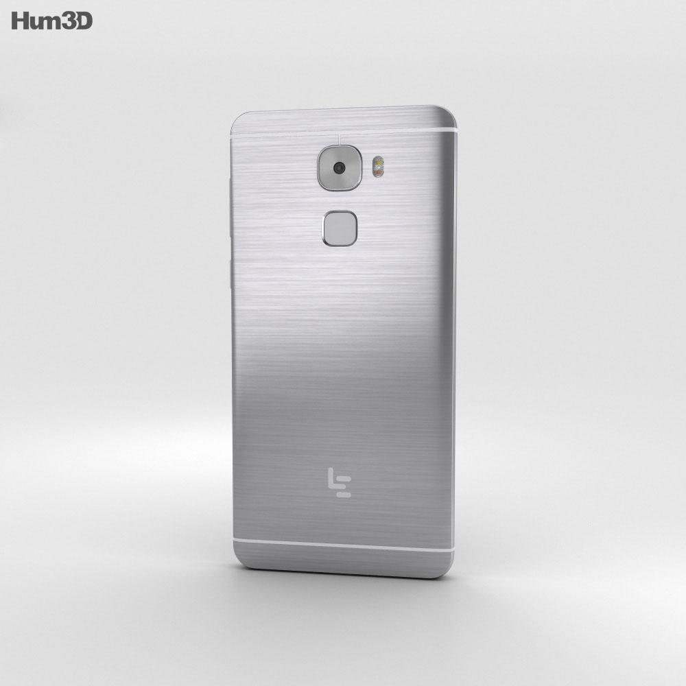 LeEco Le Pro 3 Gray 3d model