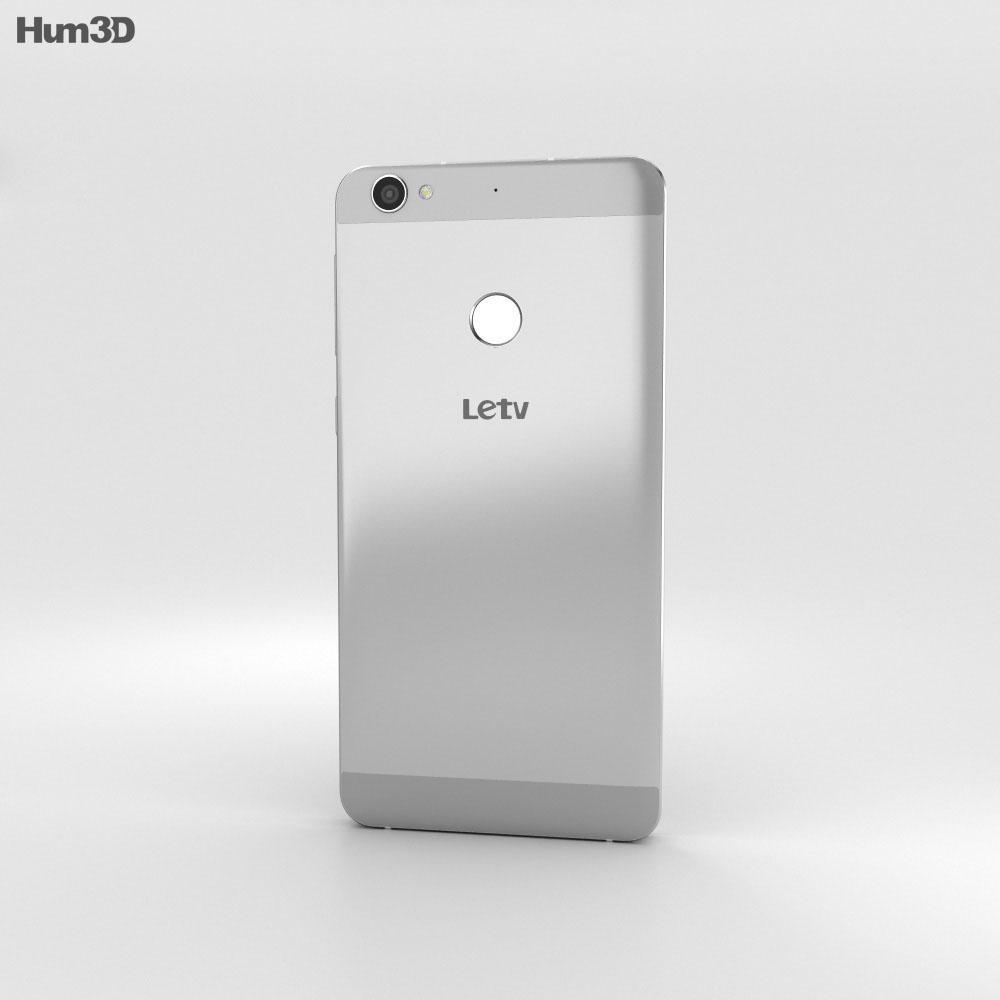LeTV Le 1s Silver 3d model