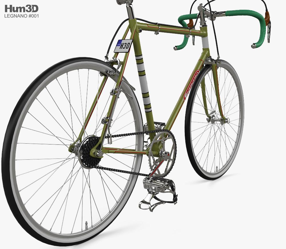 Legnano Roma 1948 3d model