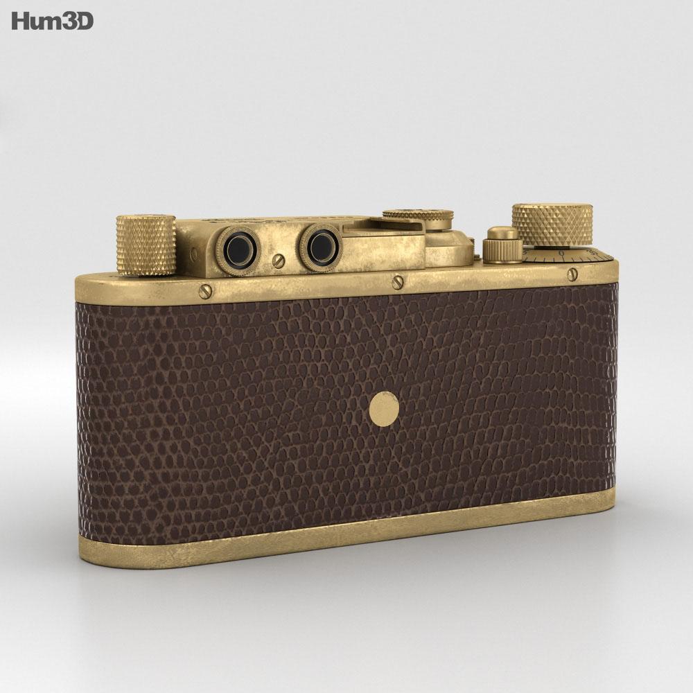 Leica Luxus II 3d model