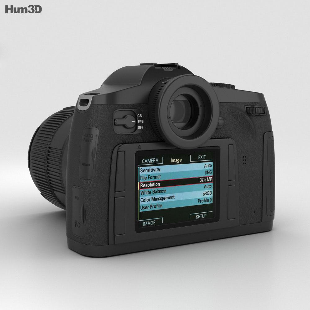Leica S (Type 007) 3d model