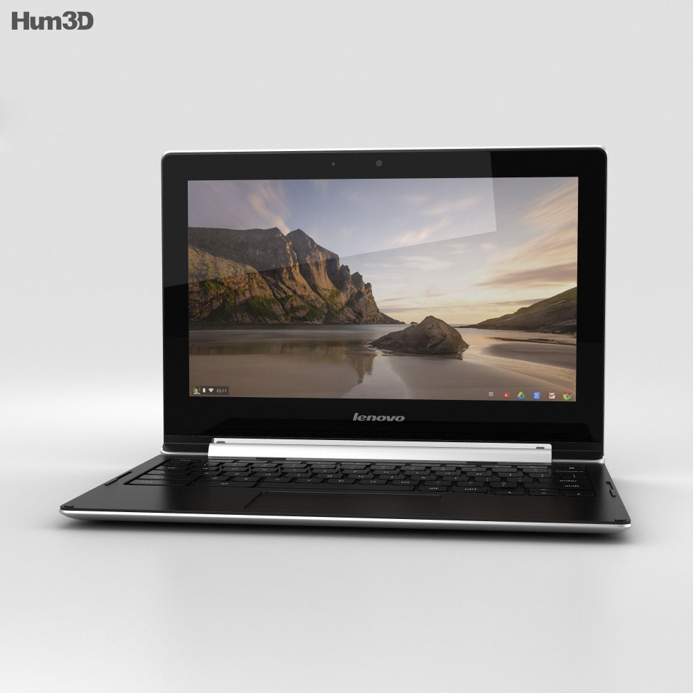 Lenovo N20p Chromebook 3d model