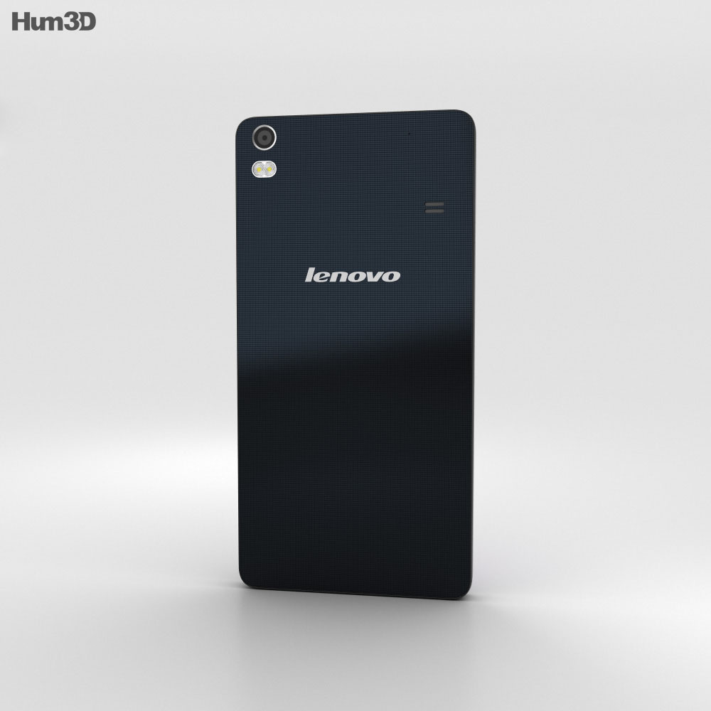 Lenovo Golden Warrior S8 Black 3d model