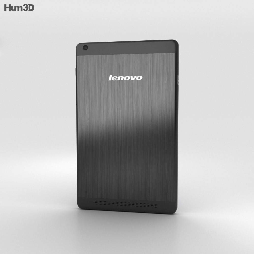 Lenovo Ideapad MIIX 300 Black 3d model