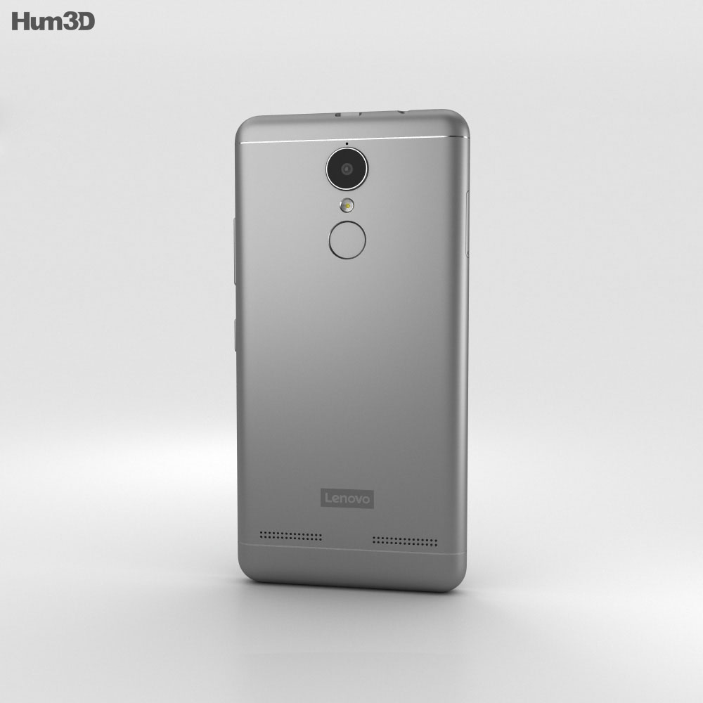 Lenovo K6 Dark Grey 3d model
